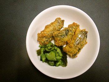 秋刀魚(旬の食材)